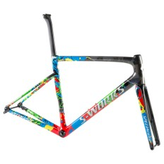 Specialized S-Works Tarmac SL6 World Champions Disc Road Frameset 2019