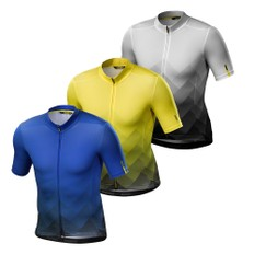 2a73c783d Mavic Womens Sequence Graphic Short Sleeve Jersey
