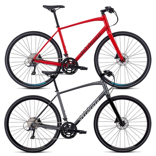 9e7443bbe9e Specialized Sirrus Sport Disc Hybrid Bike 2020 | Sigma Sports