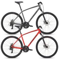 Specialized CrossTrail Mechanical Disc Hybrid Bike 2019