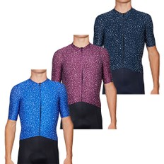 Black Sheep Cycling Team Collection Dots Short Sleeve Jersey