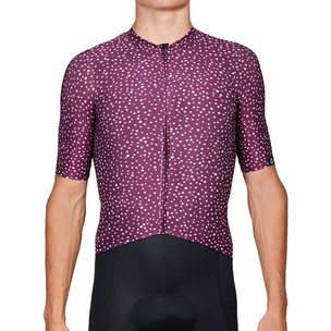 Black Sheep Cycling Team Collection 19 Dots Short Sleeve Jersey