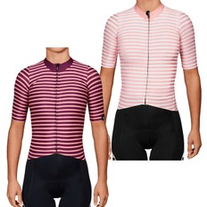 Black Sheep Cycling Team Collection 19 Stripe Womens Short Sleeve Jersey