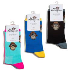 Mr Monkey Sox Cycling Socks