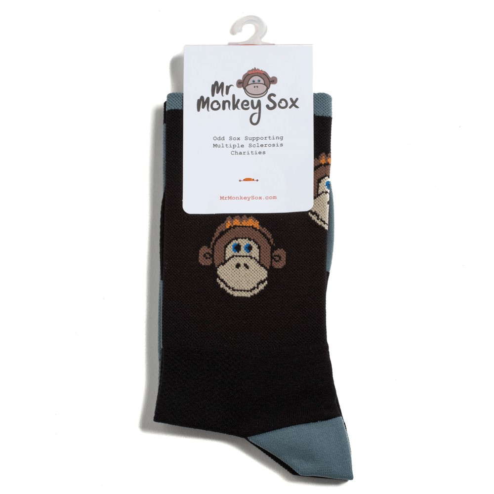 Monkey Sox Cycling Socks