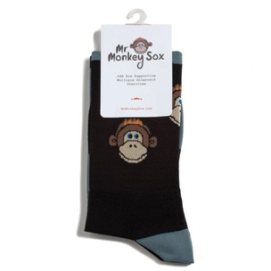 Monkey Sox Cycling Socks