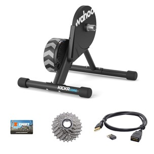 Wahoo KICKR CORE Smart Turbo Trainer Zwift Bundle