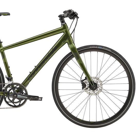 de3441e134d Cannondale Quick Disc 3 Hybrid Bike 2019   Sigma Sports