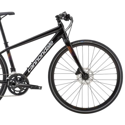66377f03246 Cannondale Quick Disc 1 Hybrid Bike 2019   Sigma Sports