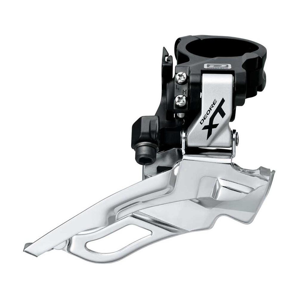 Shimano XT M781 Multi-Fit Down Swing Front Derailleur