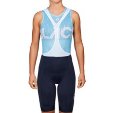 Black Sheep Cycling Team Collection 19 Block Womens Sleeveless Summer Base Layer