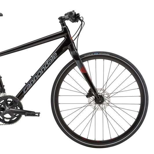 27be8d776ce Cannondale Quick Disc 1 Womens Hybrid Bike 2019   Sigma Sports
