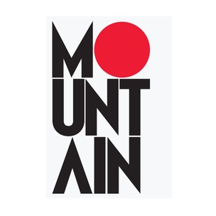 Hitting The Wall Mountain | Polka Print