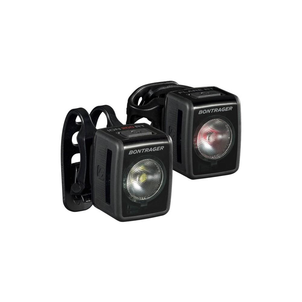 Bontrager Ion 200 RT / Flare RT2 Light Set