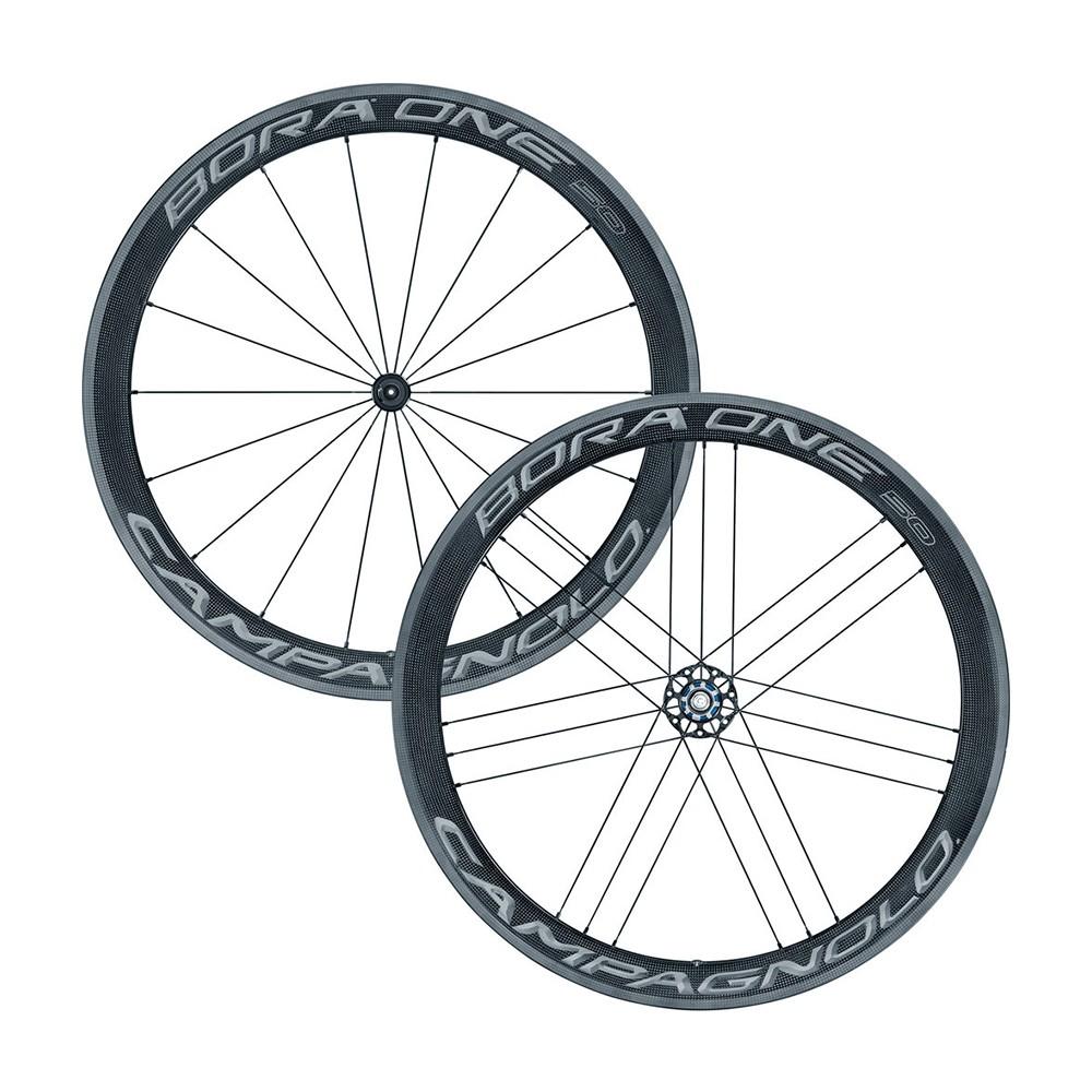 Campagnolo Bora One 50 Dark Label Clincher Wheelset