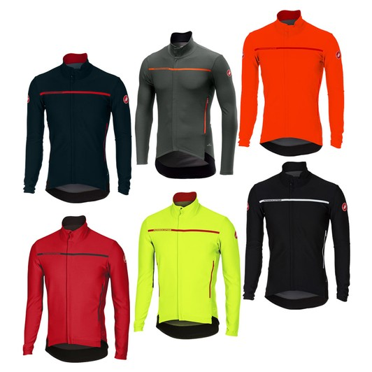 Castelli Perfetto Long Sleeve Jersey ... bdce68bb2