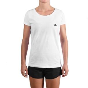 Black Sheep Cycling Team Collection 19 Beach Flag Womens T-Shirt