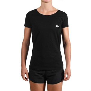 Black Sheep Cycling Team Collection 19 Beach Flag Womens T-Shirt
