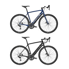 Focus Paralane2 9.7 Disc Electric Road Bike 2019