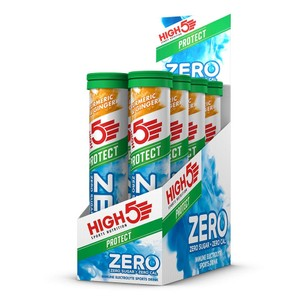 High5 Zero Protect Hydration Tablets 8 X Tubes