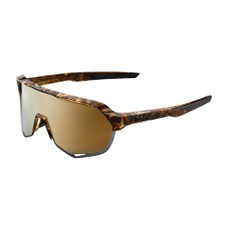 100% S2 Sunglasses with Soft Gold Lens