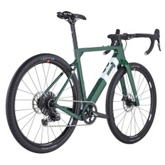 3T Cycling Exploro Force Green Specification Adventure Bike 2019