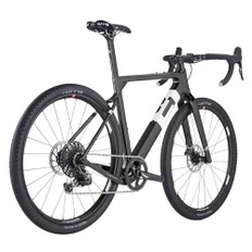 3T Cycling Exploro Force Black Specification Adventure Bike 2019