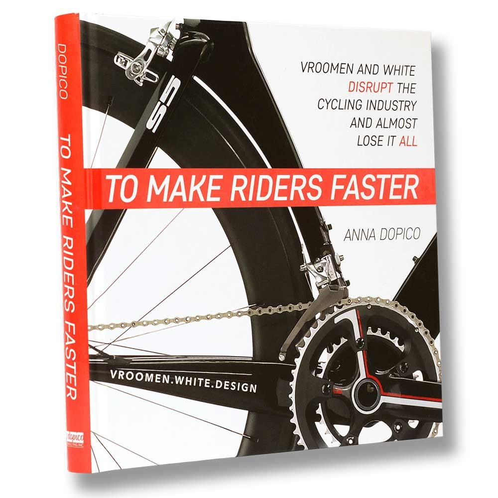 Anna Dopico To Make Riders Faster Book