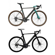 Rondo HVRT CF2 Disc Adventure Road Bike 2019