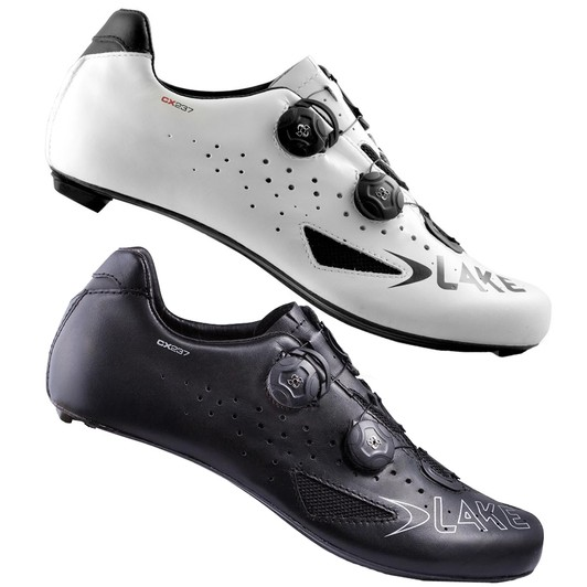 a783d541217a65 Lake CX237 Road Carbon Twin Boa Shoes Wide Fit | Sigma Sports