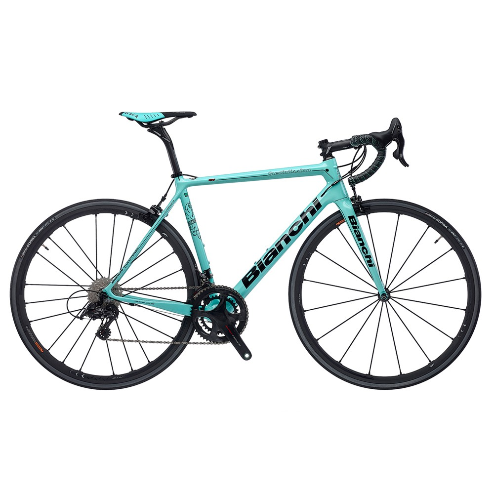 Bianchi Specialissima CV Super Record 12-Speed Road Bike