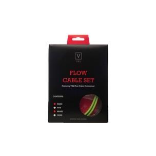 Vel Flow Road Gear Cable Set