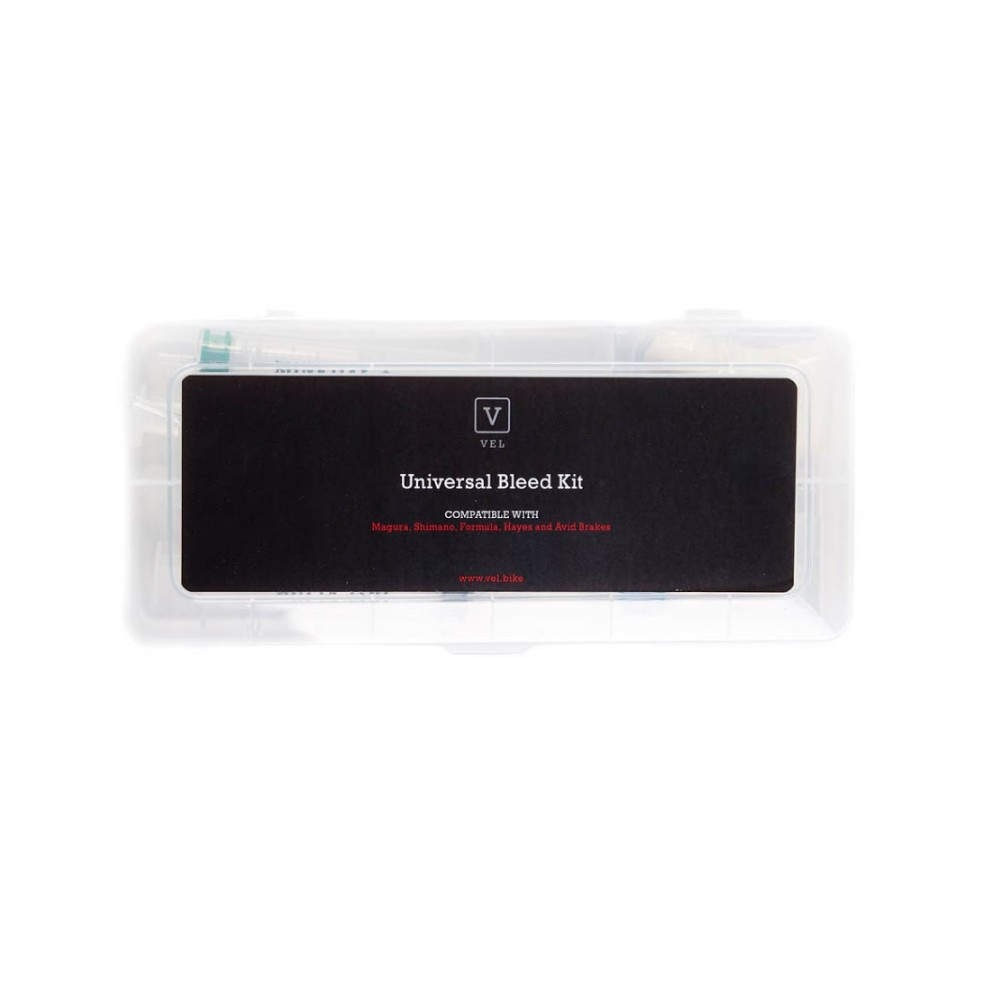 VEL Universal Hydraulic Brake Bleed Kit
