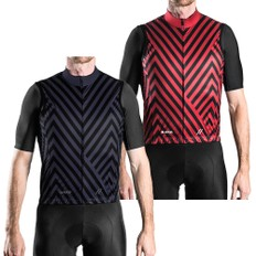 Black Sheep Cycling Euro Collection Graphics Gilet