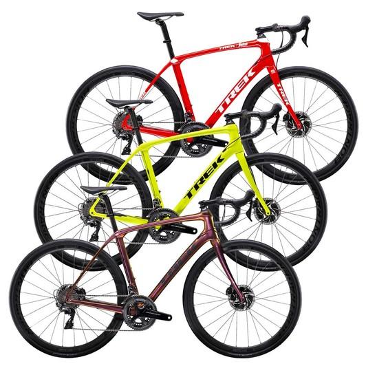 0b2ea8366d6 Trek Project One Domane SLR 8 Dura-Ace Disc Road Bike 2019 | Sigma ...