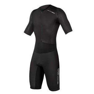 Endura QDC Drag2Zero Short Sleeve Trisuit II With SST
