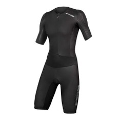 Endura QDC Drag2Zero Womens Short Sleeve Tri Suit II
