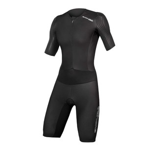 Endura QDC Drag2Zero Womens Short Sleeve Trisuit II