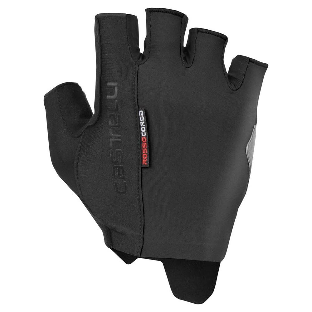 Castelli Rosso Corsa Espresso Gloves