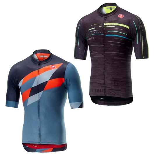 Castelli Tabula Rasa Short Sleeve Jersey ... 55b5512da