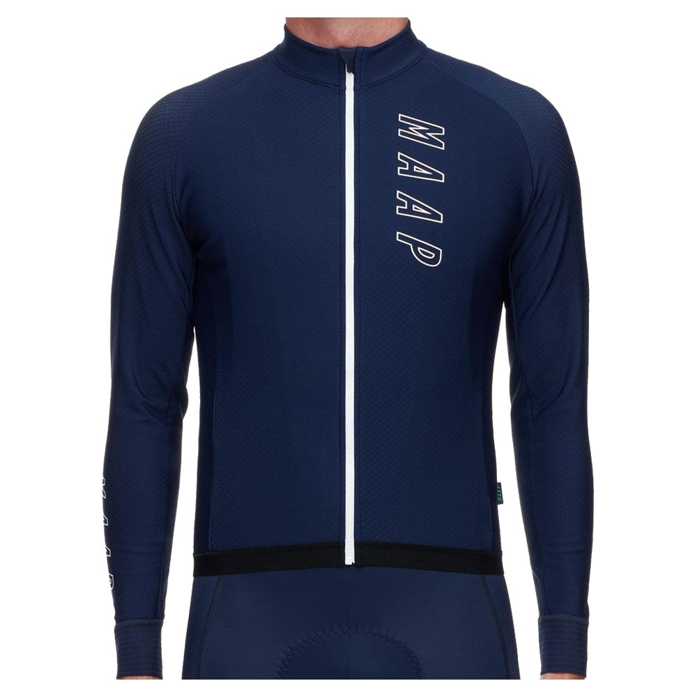 MAAP Vertical DWR Long Sleeve Jersey