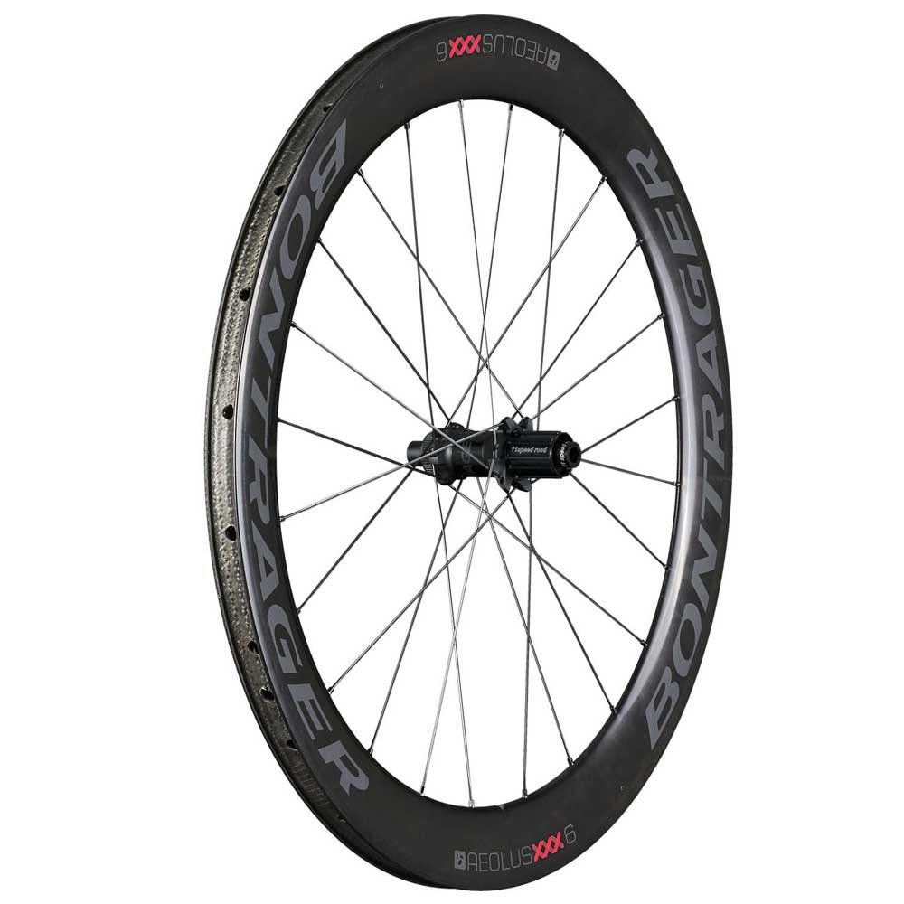 Bontrager Aeolus XXX 6 TLR Disc Clincher Rear Wheel