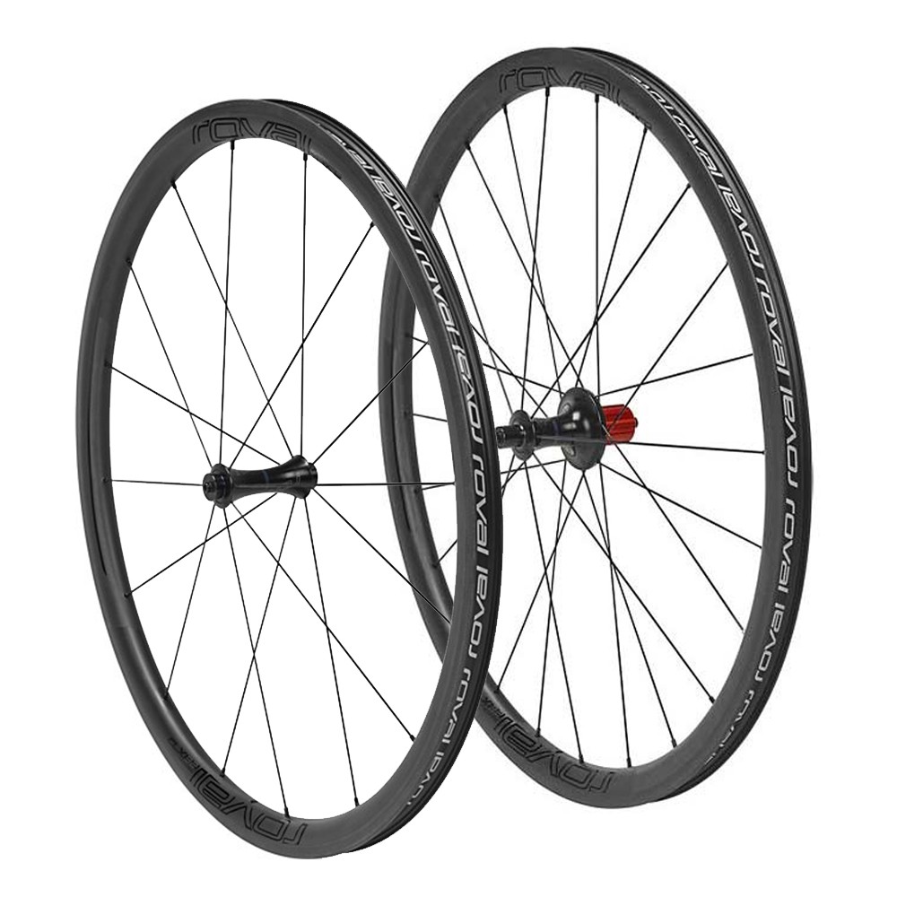 Roval CLX 32 2Bliss Carbon Clincher Wheelset