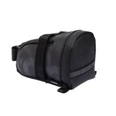 Fabric Contain Saddle Bag Medium