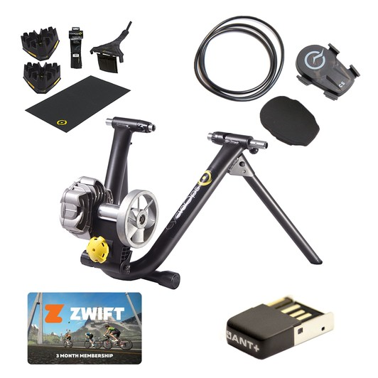 CycleOps Fluid Trainer Cycling