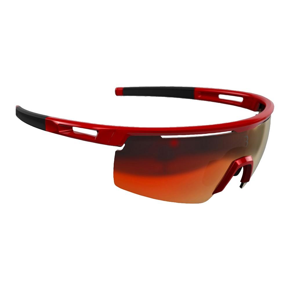 BBB BSG-57 Avenger Sunglasses With Red Lens