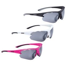 BBB BSG-52S Impulse Small Fit Sunglasses with Smoke Lens