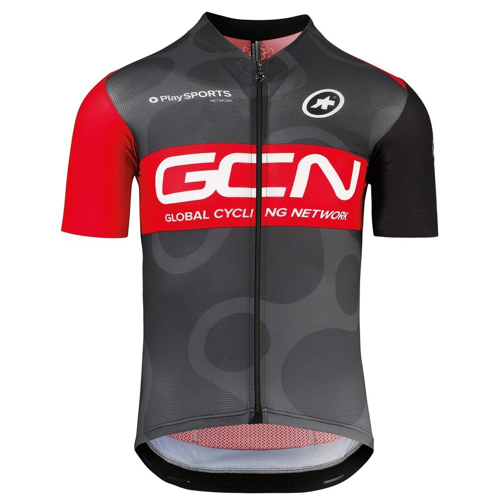 Assos GCN Pro Team Short Sleeve Jersey