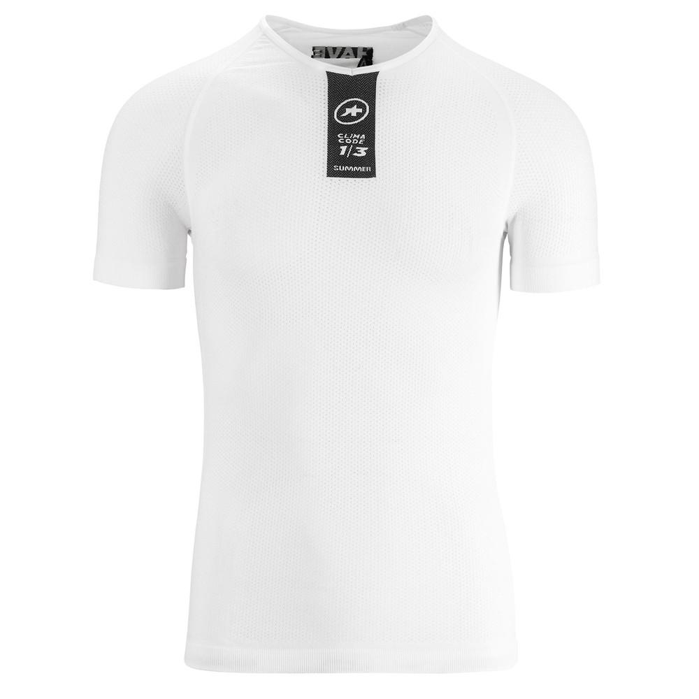 Assos Skinfoil Short Sleeve Summer Base Layer