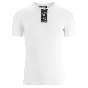 Assos Skinfoil Short Sleeve Summer Base Layer
